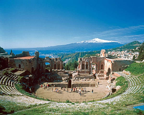 Messina highlights - Taormina tour